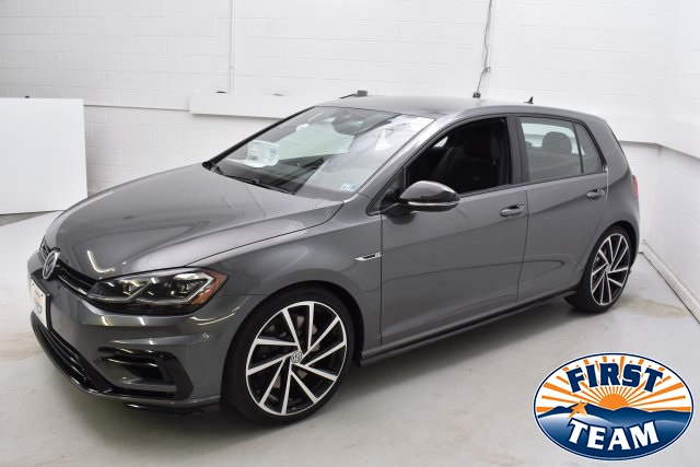 New 2019 Volkswagen Golf R DCC & Navigation 4Motion With Navigation & AWD